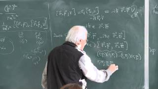 METU - Quantum Mechanics II - Week 11 - Lecture 3