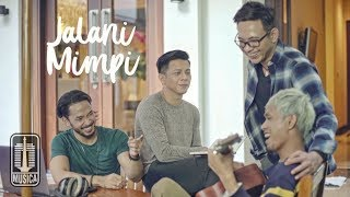 Video NOAH - Jalani Mimpi (Official Lyric Video) MP3, 3GP, MP4, WEBM, AVI, FLV April 2019