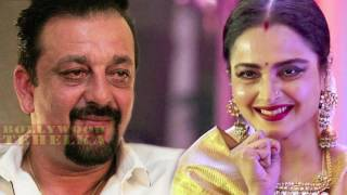 Wait, What? Rekha was SECRETLY married to Sanjay Dutt?  देखीए REKHA और SANJAY DUTT की खुली पोल  !  Did Rekha marry Sanjay Dutt? Her biographer tells the truth Mumbai: Speculations were rife that Rekha is married to Sanjay Dutt and which is why she applies the vermillion (sindoor – a symbol of a married woman). The rumours have now been put to rest by the author of Rekha's biography – 'Rekha - The Untold Story' - Yasser Usman.Is Rekha married to Sanjay Dutt? Her biographer denies rumoursSUBSCRIBE to Bollywood Tehelka Now ► https://goo.gl/0wjaflLIKE - COMMENT - SHARESubscribe and Stay Connected ;) Bollywood Tehelka brings you the latest news in #Bollywood #Fashion #Style #Beauty. From Gossips, to link ups to the latest trailers, songs, movie reviews. Bollywood provides a complete Bollywood Entertainment. We have a vast array of a multitude of videos of Bollywood Actress, Page 3 events, preview, reviews of Upcoming Bollywood Films and a host of other spicy videos which definitely will grab your eyeballs.Follow us on Google+ http://bit.ly/GooglePlus-Bollywood-TehelkaAlso Checkout :Bollywood Hardcore - https://goo.gl/3SkugOBollywood Ka Thullu - http://goo.gl/0bfRi8FWF News Updates - http://goo.gl/cVKxdWBollywood Fatafat - http://goo.gl/ODxAiaAll India Bindass - http://goo.gl/B896hPONLY MMS - http://goo.gl/xah9vuHollywood Tehelka - http://goo.gl/nahSHqBFN - http://goo.gl/wvE32PBollywood Masti No.1 - http://goo.gl/qK01vA