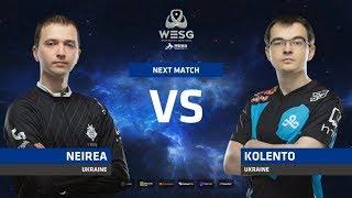 Neirea vs Kolento, game 1