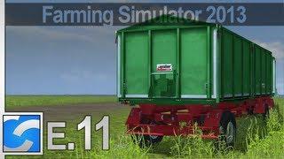 Let's Play: Farming Simulator 2013 - Season 2 - Midwest USA - Ep. 11