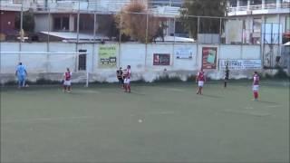 Θύελλα Ραφήνας - ΑΕΕΚ ΙΝΚΑ 3-1: Οι καλύτερες φάσεις και τα γκολ