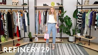 How To Wear Mom Jeans | Trend Takeout - YouTube