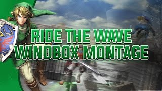 Ride The Wave – A Link Windbox Montage (Super Smash Bros. for Wii U)