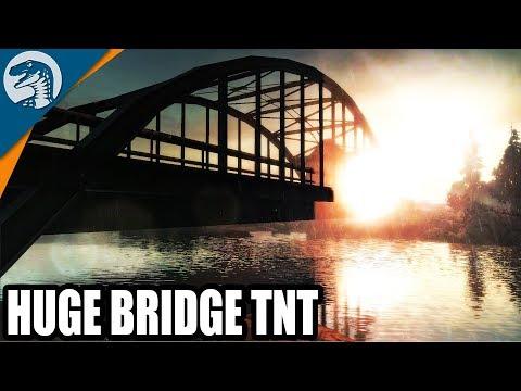 BIG BRIDGE DEMOLISHED, ENEMY ARMY HALTED | Company of Heroes: Opposing Fronts Gameplay