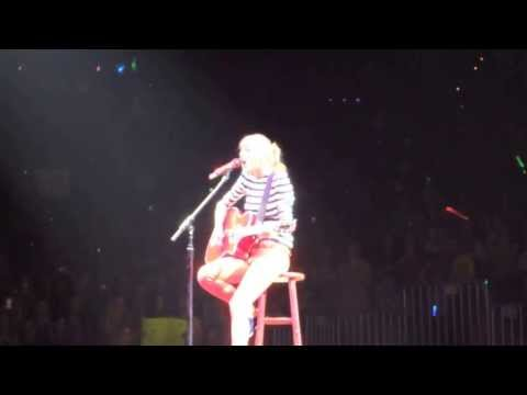RED Tour 58 (Columbus) Our Song