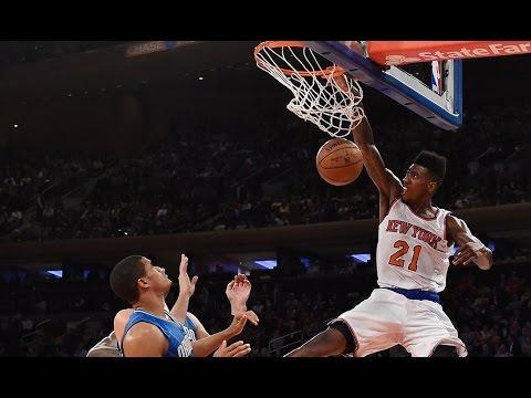 Top 10 NBA Plays: November 12th