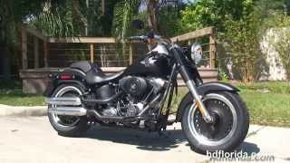 3. Used 2012 Harley Davidson FatBoy Lo Motorcycles for sale - Daytona Beach, FL