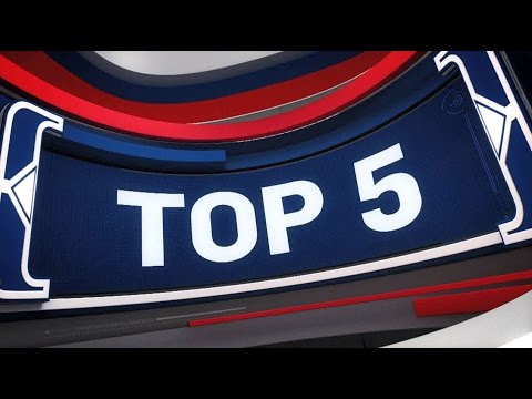 Top 5 NBA Plays of the Night: May 21, 2017 (видео)
