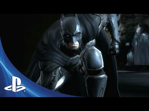 Injustice: Gods Among Us Gets Behind the Scenes Video