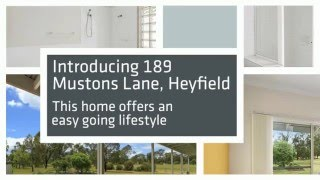Heyfield Australia  city photo : For Sale: 189 Mustons Lane, Heyfield, Victoria, Australia