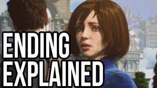 Video Bioshock Infinite ENDING EXPLAINED! (Complete Analysis) MP3, 3GP, MP4, WEBM, AVI, FLV Juni 2019