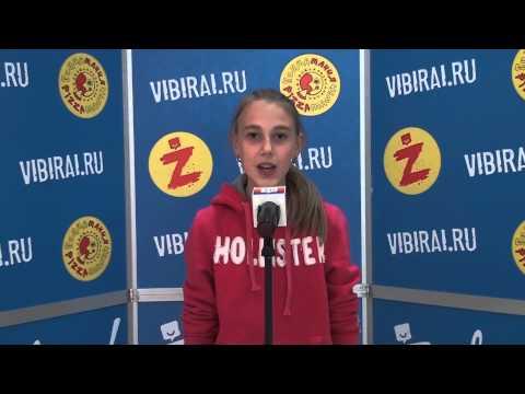 Лиза Рапоткина, 12 лет