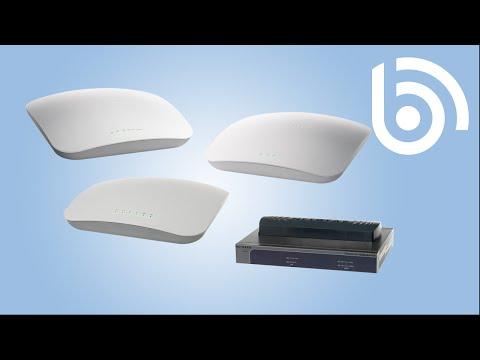 NETGEAR Business Central Wireless Manager Setup
