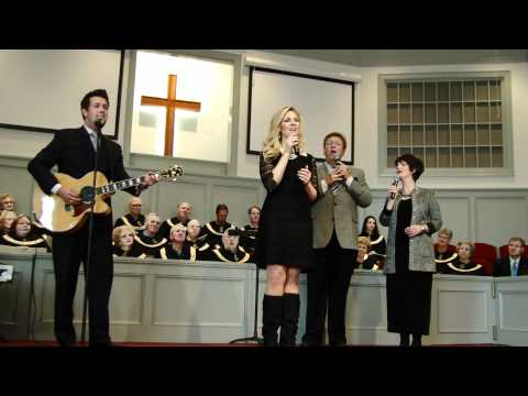 The Rick Webb Family sings Beautiful Star of Bethlehem