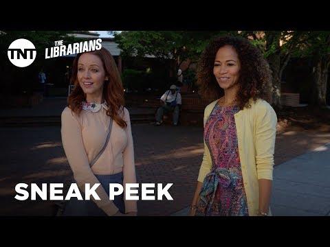 The Librarians: And the Hidden Sanctuary - Season 4, Ep. 8 [SNEAK PEEK] TNT