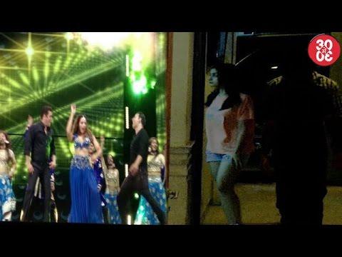 Akshay A Surprise Element At Salman Khan's Tour  