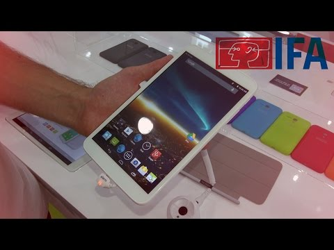 Alcatel OneTouch Pop 8S (IFA 2014)