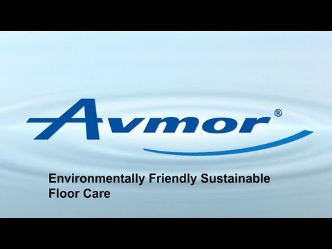Environmentally Friendly Sustainable Floor Care | Avmor's line of EcoPure Floor Cleaning Products