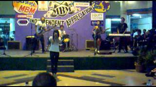 DILEMA - Semua Memang Salahku @live at Blok M Mall Jakarta (Oktober 2009)