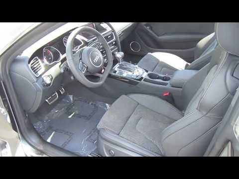 a5 - In this video I give detailed tour of the 2014 Audi A5 with S line competition package showing the exterior, engine and interior. Welcome to the Automotive R...