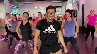 Download Video Donde Están las Atrevidas - La Montra by Cesar James Zumba Cardio Extremo Cancun MP3 3GP MP4