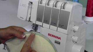 Learn how to serger inside and outside curves on the Bernina L450 serger.Check out all the free Bernina L 450 overlock tutorial videos over at SewingMastery.comhttps://sewingmastery.com/bernina-l450/SewingMastery.com - Sign up to be notified via e-mail of Sara's future online courses!http://www.sewingmastery.comFacebook https://www.facebook.com/SewingMasteryTwitter https://twitter.com/sewingmasterySewing Mastery's Recommended Craftsy Classes http://craftsy.me/SaraSnuggerud_rec