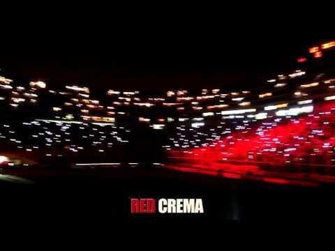 Noche Crema 2016 - 50,000 hinchas cantando la Polka Crema - Trinchera Norte - Universitario de Deportes