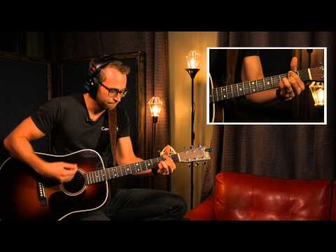 Can't Stop Singing: From Covenant Worship (Official Acoustic Guitar Tutorial)