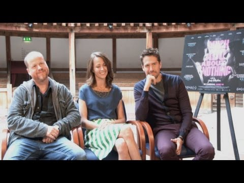 Much Ado About Nothing: Joss Whedon, Alexis Denisof and Amy Acker interview Video
