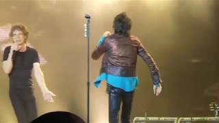 The Rolling Stones ~ Band Intro ~ The Rose Bowl, Pasadena CA ~ 8/22/2019