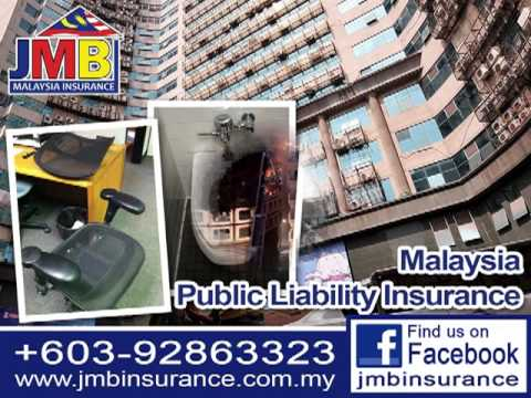Malaysia Strata Title Property Managment Liability Insurance arranged by JMBIM Organization