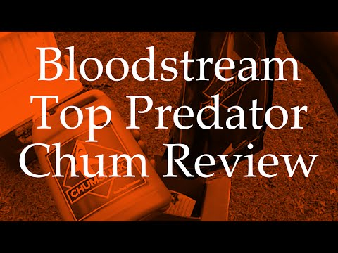 Aquatic Nutrition | Bloodstream Kit | Chum Cloud | Chum Slick