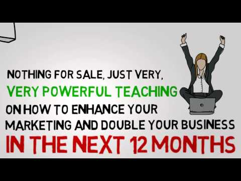 Marketing Consultant – Free Marketing Webinar