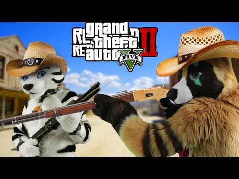 FURRY COWBOYS | GTA V Online