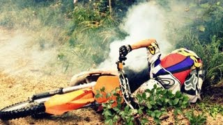 4. Ktm EXC 300 almost blows up