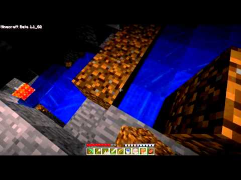 preview-Let\'s Play Minecraft Beta! - 023 - Diamond or Bust! (part 3/4) (ctye85)