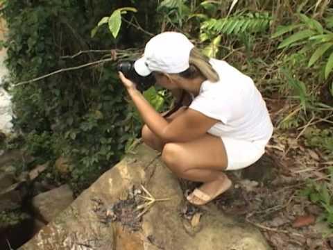 Cachoeira Jatuarana em Oriximiná