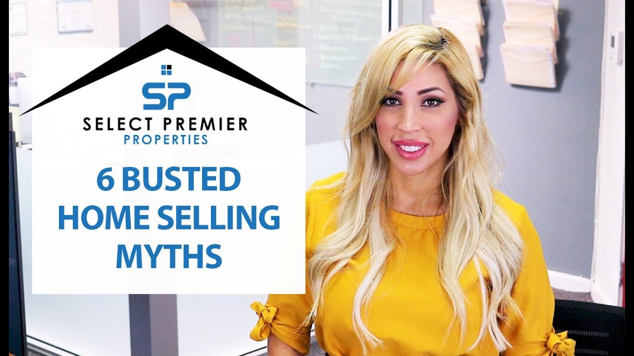 Don't Believe These Home Selling Myths