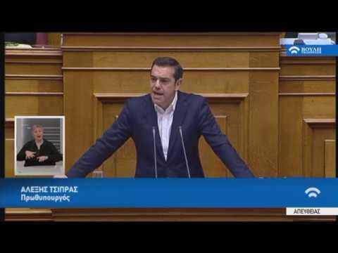 Αλέξης Τσίπρας  (Πρωθυπουργός) (Προϋπολογισμός 2018)  (19/12/2017)