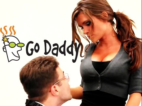 GoDaddy! Teacher TOO sexy for TV
