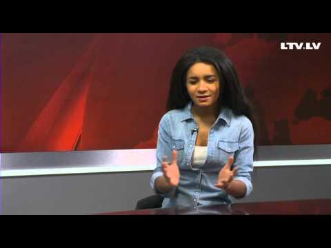 Intervija ar dziedātāju Aminatu