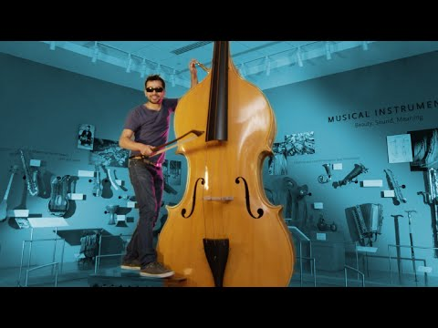 One Man Performs 90 Instruments