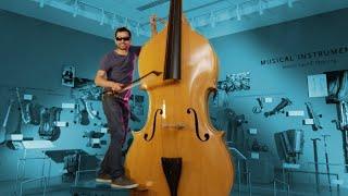 Il reprend la musique de Pulp Fiction avec 90 instruments
