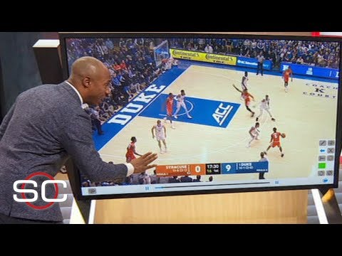 Breaking down Duke's defensive struggles without Tre Jones   SportsCenter
