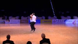Ivana Mihalic & Neven Ivic - World Dance Sport Games 2013