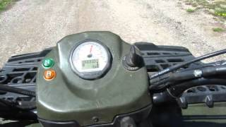 10. 2010 Polaris 90 Sportsman MTS 2