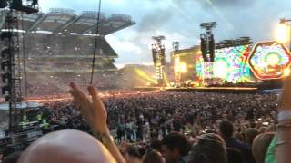 download lagu download musik download mp3 Coldplay - Hymn for the Weekend (featuring Beyoncé) (Live in Croke Park, Dublin)