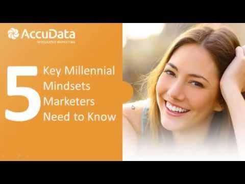 5 Key Millennial Mindsets Marketers Need to Know