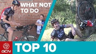 Video Top 10 Things Not To Do On A Bike MP3, 3GP, MP4, WEBM, AVI, FLV November 2018
